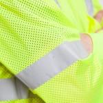 Class-III-Shirt-Long-Sleeve-Standard-Mesh-yellow-close-up