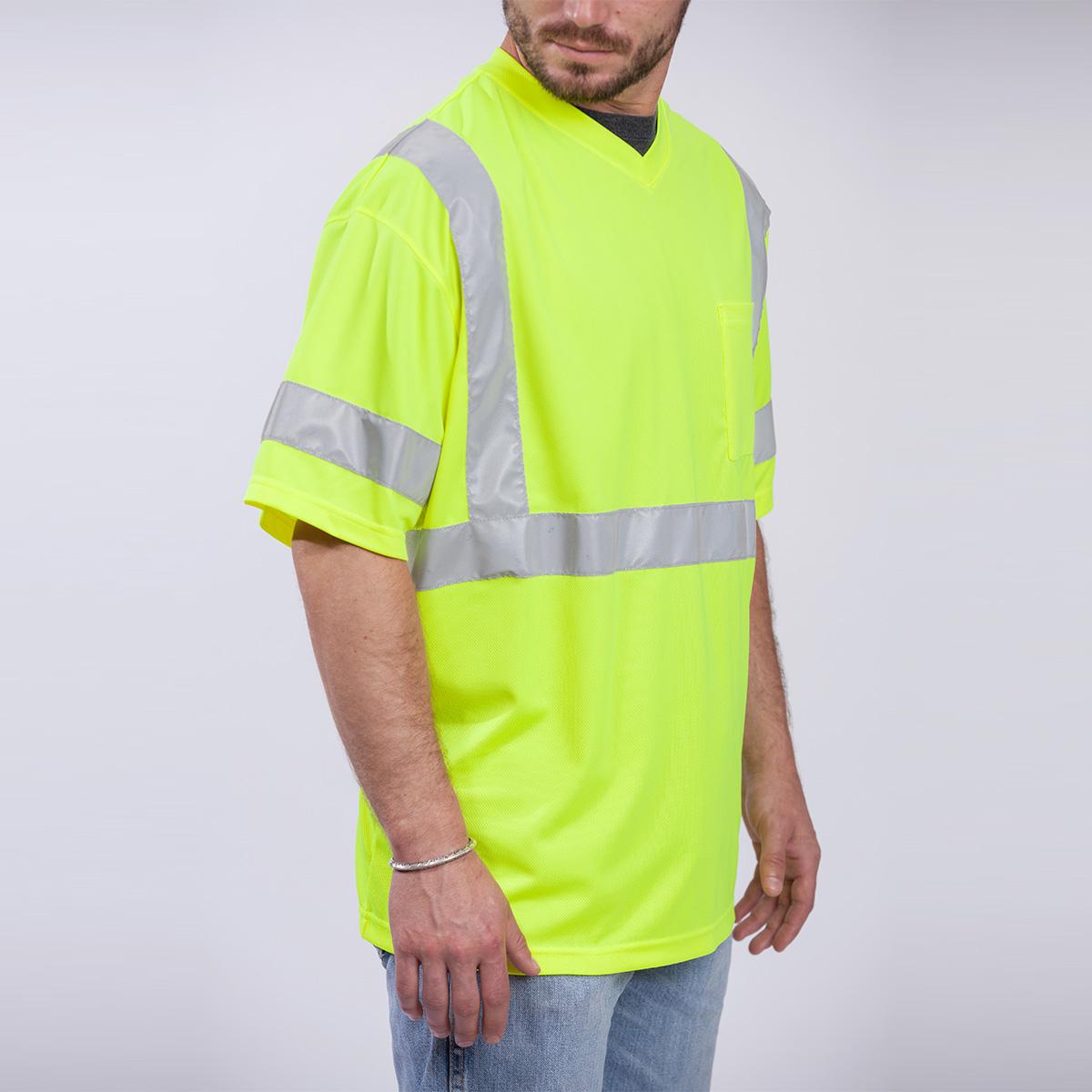 Class Iii Short Sleeve Performance Shirt Edgar James Apparel