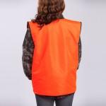 Hunting-Vest-HV-orange-back