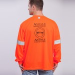 T-Shirt-Long-Sleeve-Performance-Fabric-orange-back