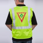 Utility-Class-II-Safety-Vest-yellow-back