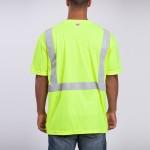 class-II-shirt-short-sleeve-Performance-Fabric-yellow-back