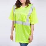 class-II-shirt-short-sleeve-standard-mesh-yellow-front2