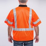 class-III-professional-vest-orange-back